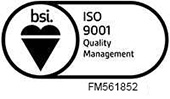 ISO 9002 Registered Company
